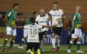 Luverdense x Corinthians