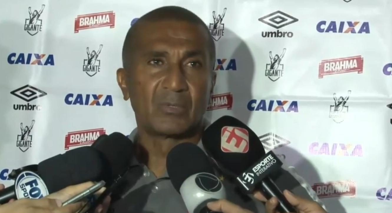 Com eliminação na Copa do Brasil, Vasco anuncia demissão de Cristovão Borges