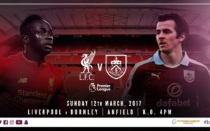 Liverpool x Burnley