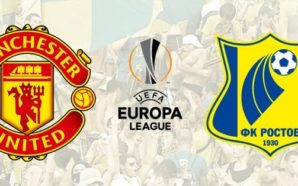 Manchester United x Rostov