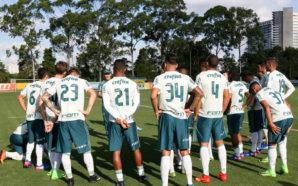 Palmeiras x Audax