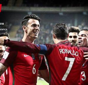 Reprodução/Facebook Oficial Federação Portuguesa