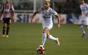 Lucas Lima, do Santos, é convocado para próximos jogos da Seleção Brasileira
