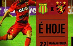 Reprodução: Facebook Oficial / Sport Club do Recife