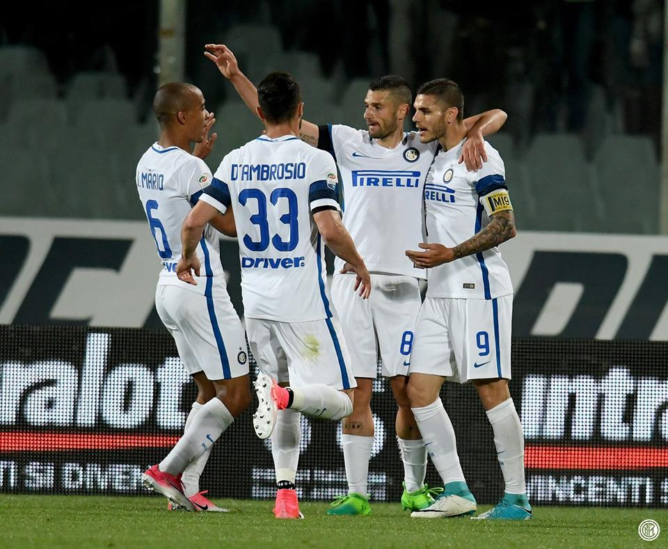 Internazionale x Napoli