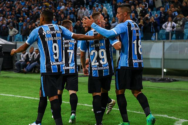 Grêmio x Zamora
