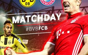 Bayern de Munique x Borussia Dortmund