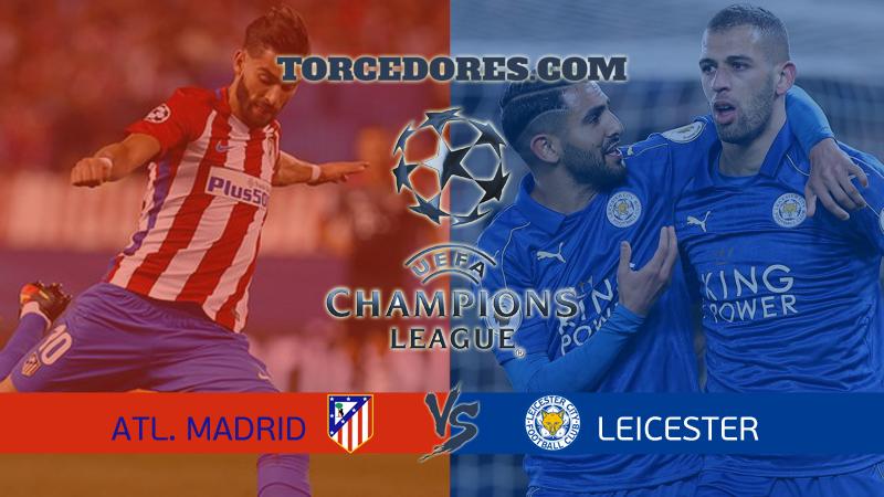 melhores momentos Atlético de Madrid x Leicester