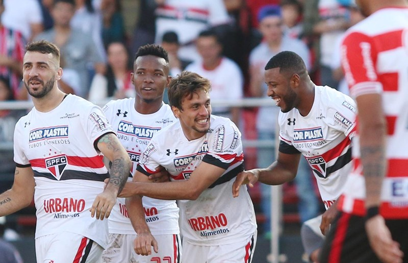 Sao Paulo x Fluminense