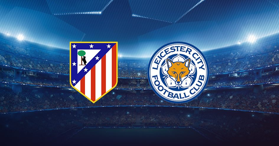 Atlético de Madrid x Leicester