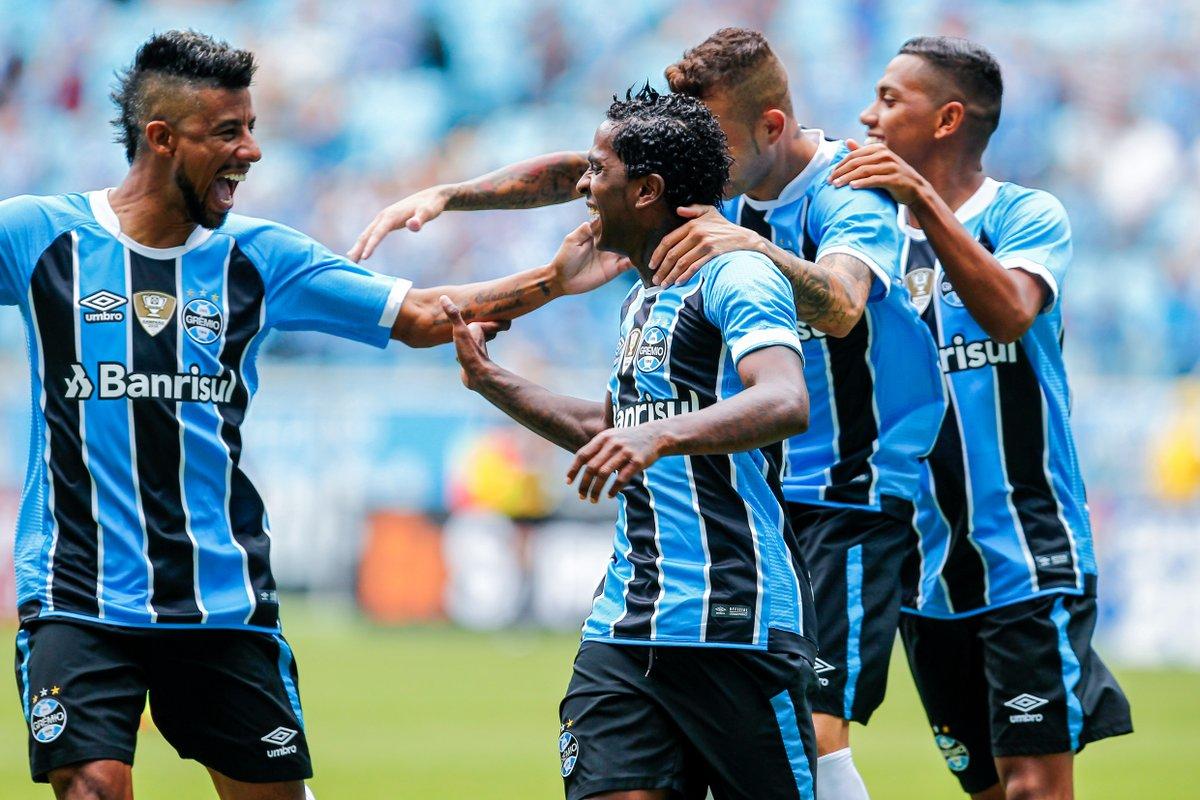 Guaraní x Grêmio