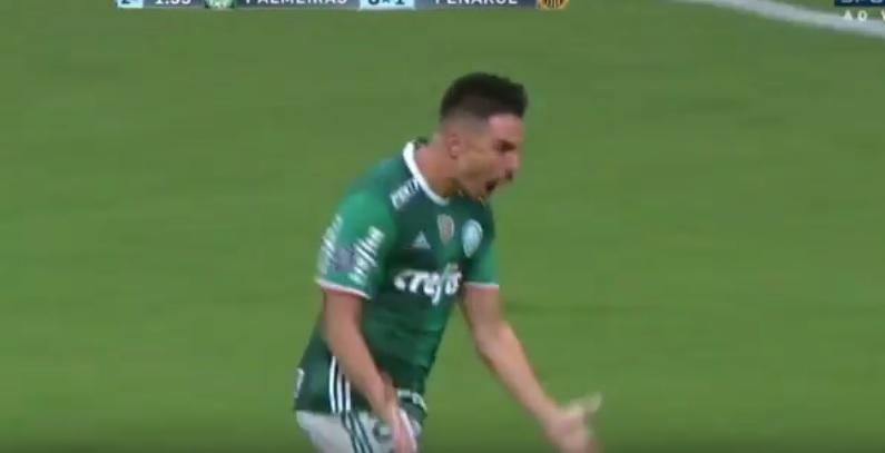 melhores momentos Palmeiras x Peñarol
