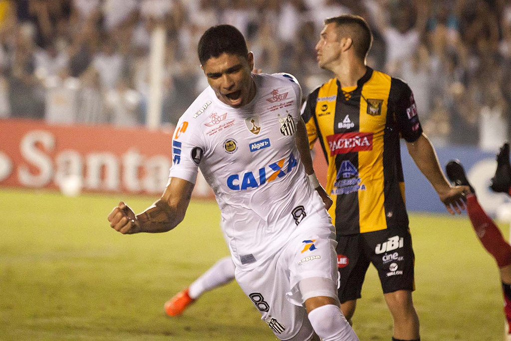 Santos tem jogo com The Strongest remarcado pela Libertadores