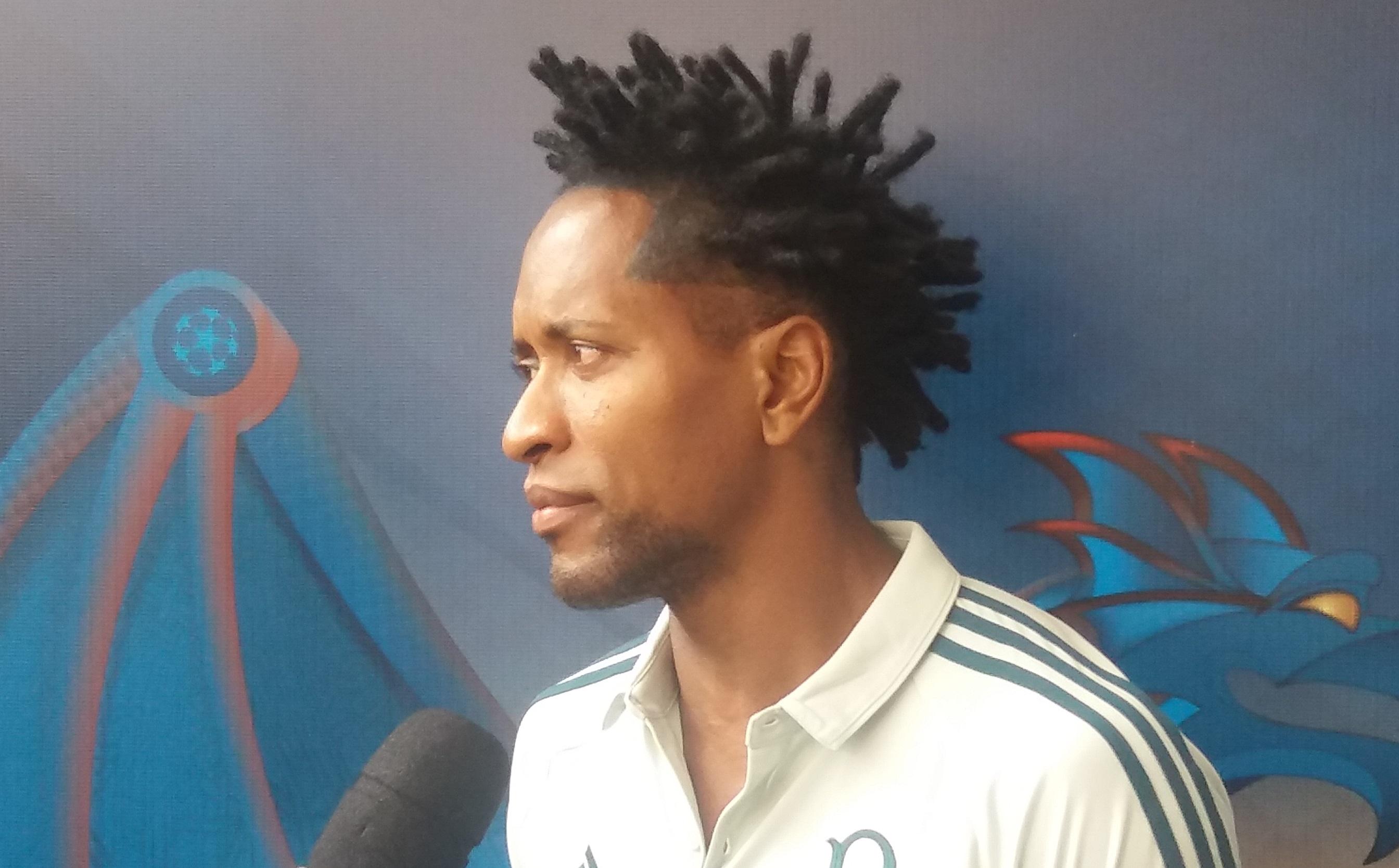 Zé Roberto, lateral/meia do Palmeiras