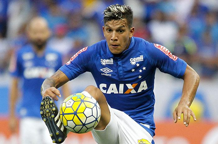 Lucas Romero Palmeiras/Cruzeiro