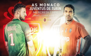 Monaco x Juventus