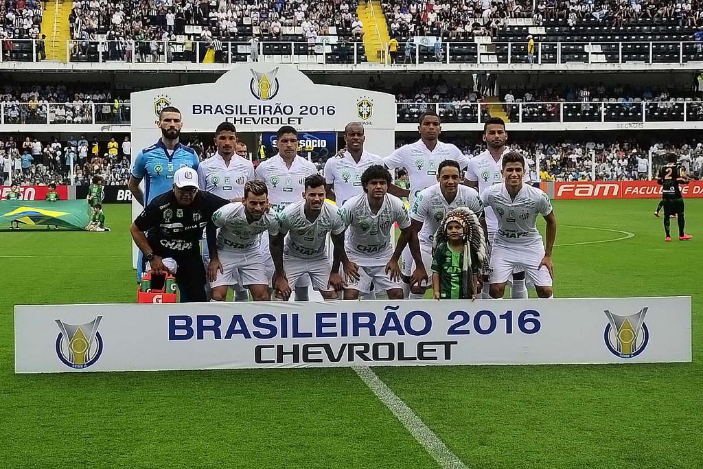 Veja o que mudou no Santos do Brasileirão de 2016 para 2017