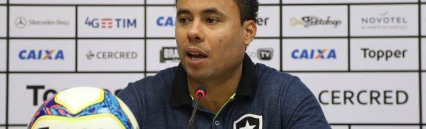 Jair Ventura Botafogo