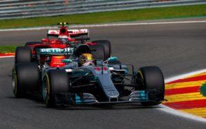 F1 GP da Bélgica