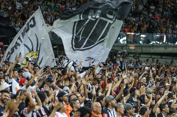 Atlético-MG 100 mil sócios