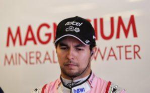 Sergio Pérez F1