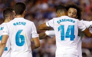 Real Madrid x Apoel