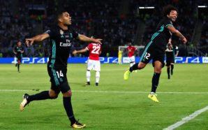 Real Madrid x Manchester United: veja os melhores momentos da Supercopa da Europa