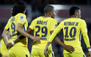 Anderlecht x PSG