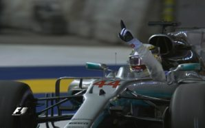 F1 2017 classificação de pilotos