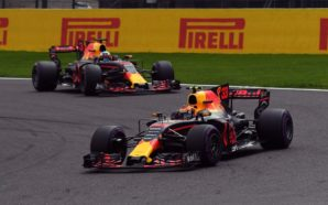 F1 2017 Red Bull MOnza