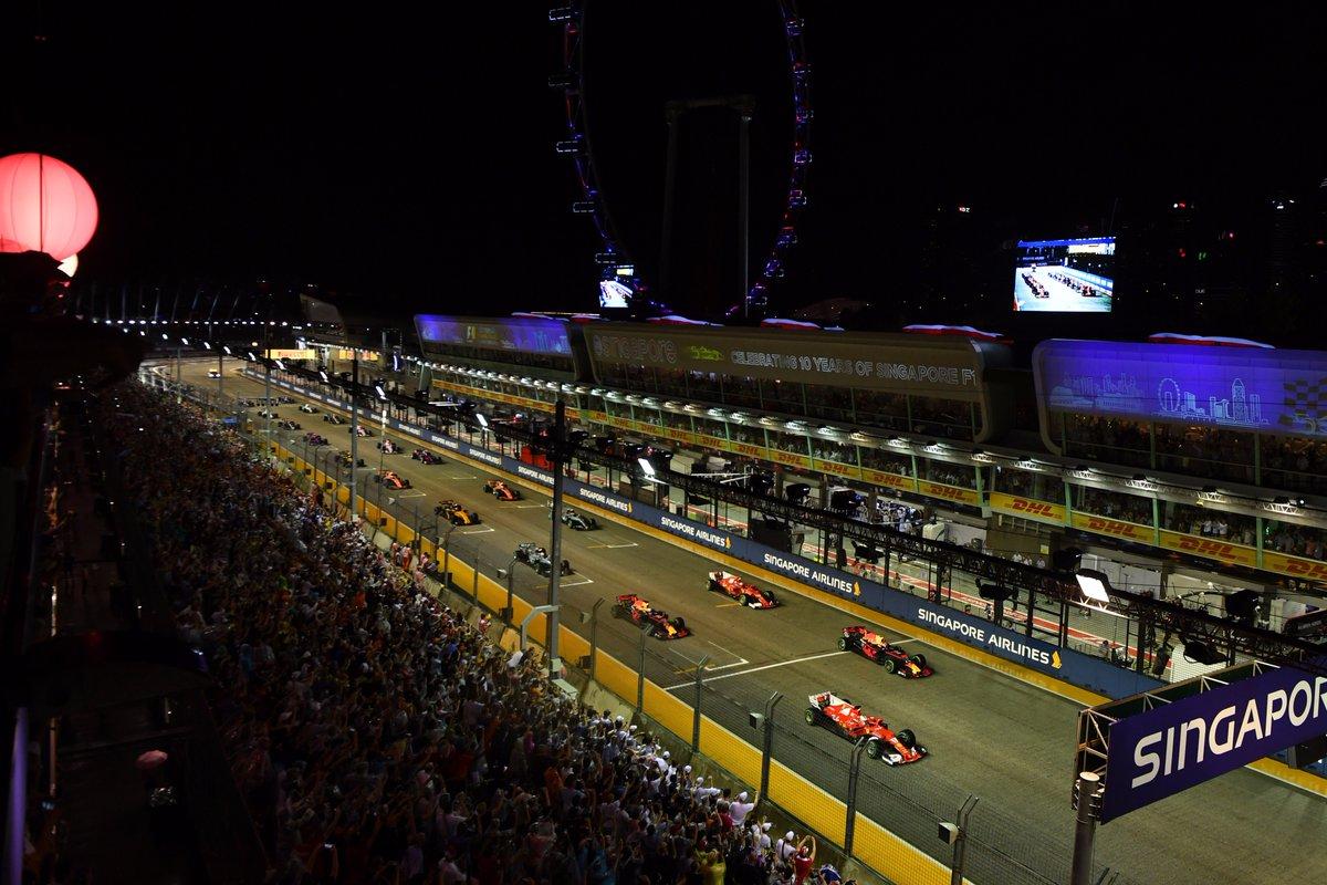 F1 2017 Mundial de Construtores