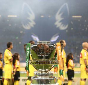Cruzeiro x Flamengo - final Copa do Brasil