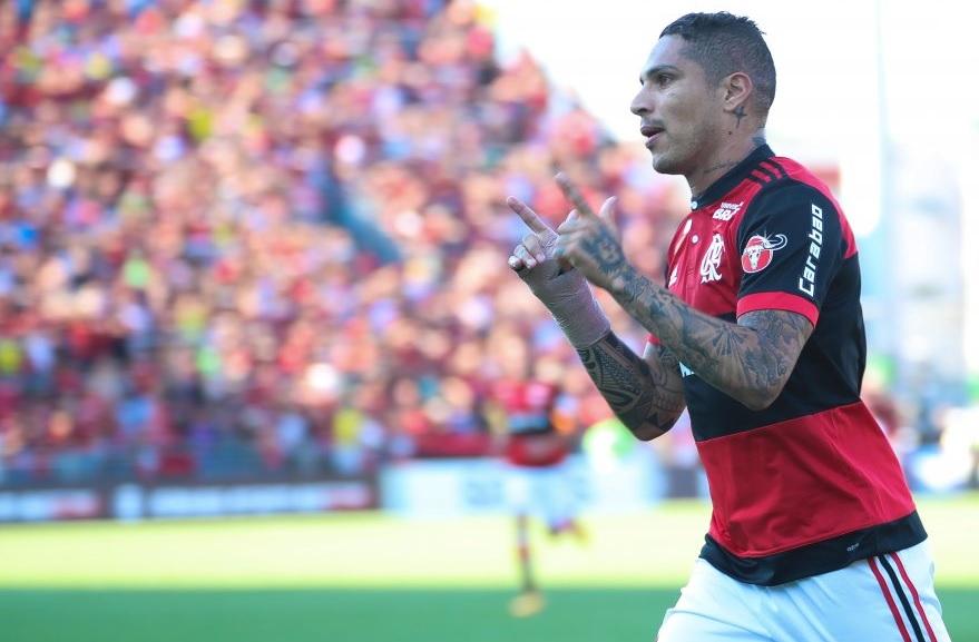 Guerrero é elogiado na web por flamenguistas