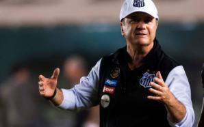 Santos time provável contra Sport