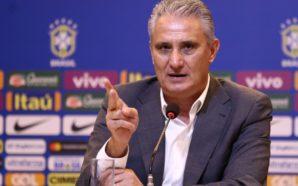 Tite explica mudanças na seleção para enfrentar a Colômbia (Foto: Lucas Figueiredo/CBF)