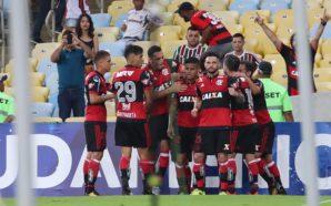 Flamengo Gol x Fluminense