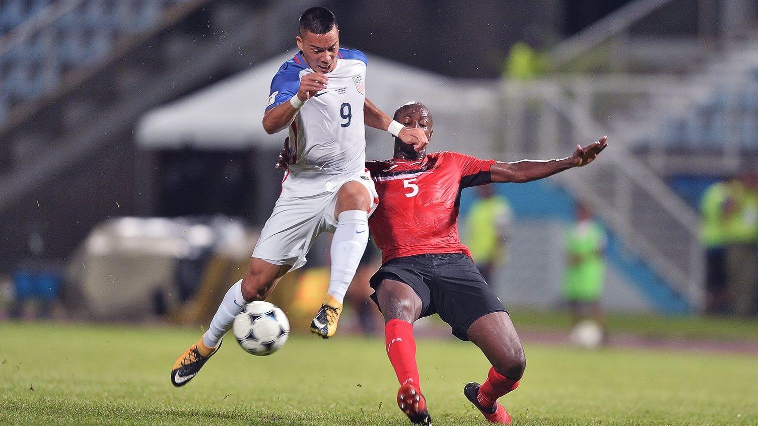 Trinidad e Tobago x Estados Unidos pelas Eliminatórias da Concacaf
