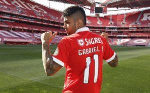 "Em post enigmático, Gabigol ""rebate"" rumores sobre infelicidade no Benfica"