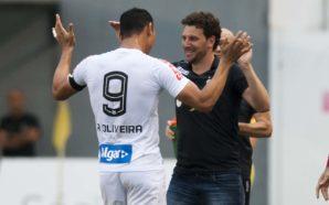 Dos times do G-7, Santos é quem menos finaliza ao gol