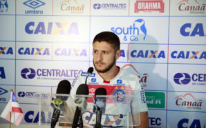 Zé Rafael entra na mira do Santos