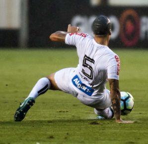 Santos desarmes errados Brasileirão