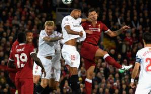 Sevilla x Liverpool