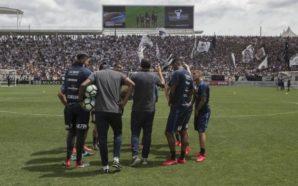 Treino do Corinthians com presença da torcida na Arena