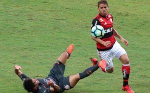 O colombiano Cuéllar, do Flamengo, nascido em Barranquilla