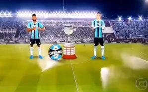 Lanús x Grêmio Globo