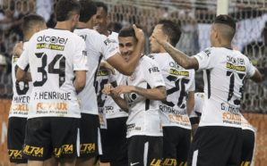 Corinthians campeão brasileiro 2017
