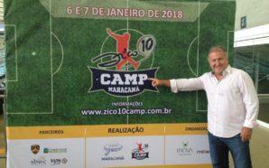 Zico diz que é famoso entre as crianças de hoje por causa de Felipe Neto
