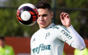 Raphael Veiga Palmeiras Atlético-MG