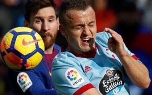 Barcelona x Celta pelo Campeonato Espanhol