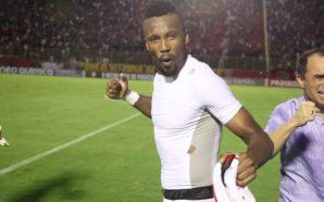 Jogadores do Flamengo comemoram classificação para a Copa Libertadores